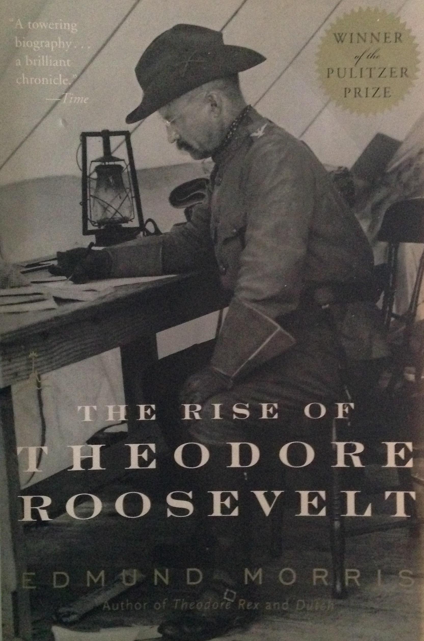 Rise of Theodore Roosevelt Cover