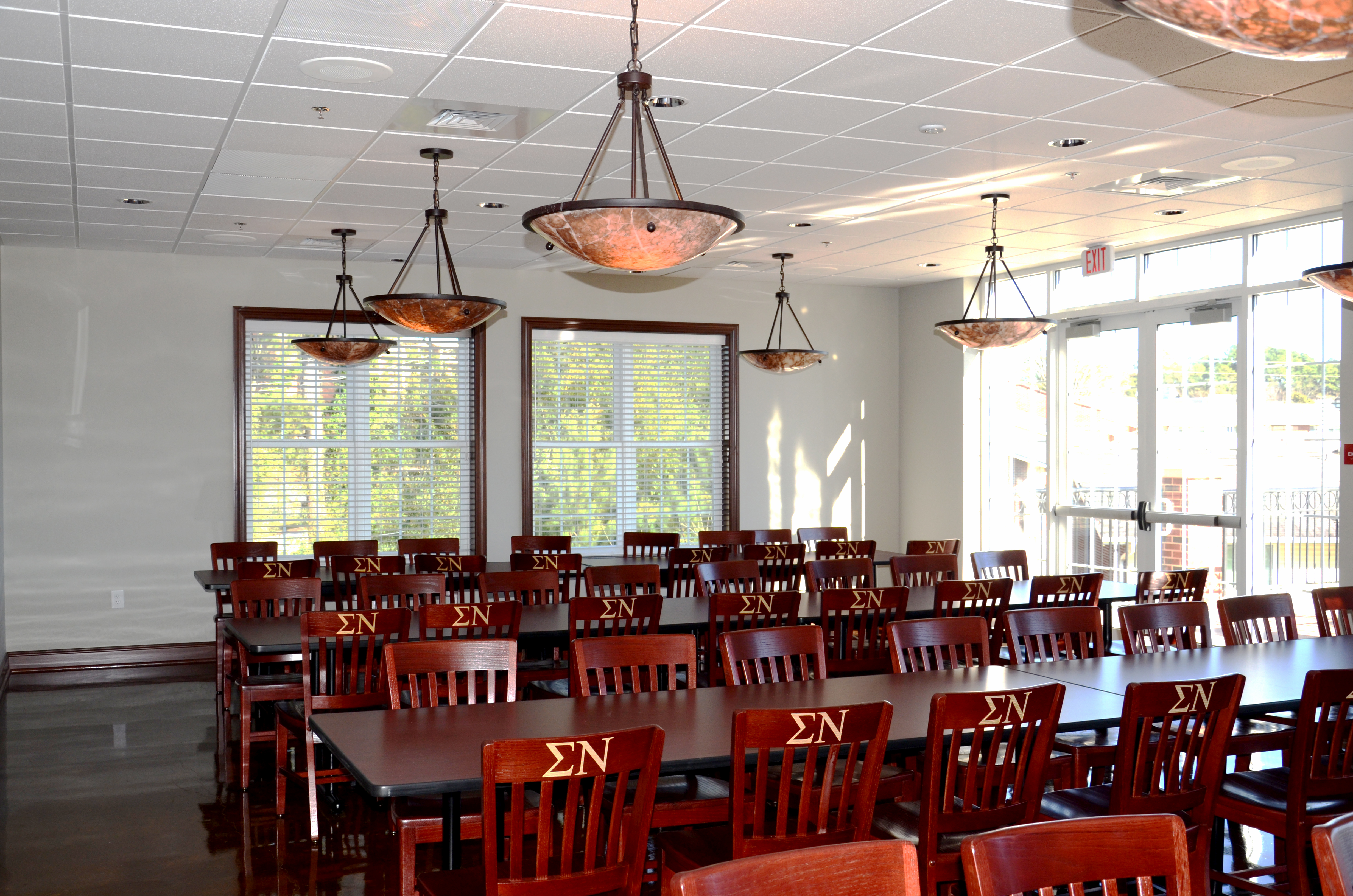 Beta Tau Dining Hall